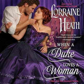When a Duke Loves a Woman