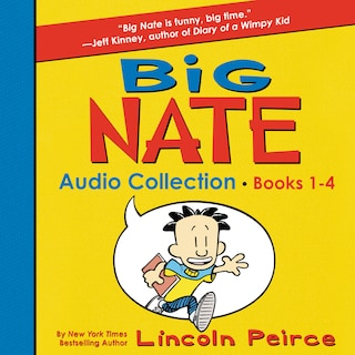 Big Nate Audio Collection: Books 1-4