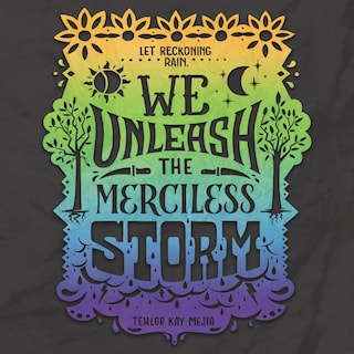 We Unleash the Merciless Storm