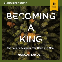 Becoming a King: Audio Bible Studies