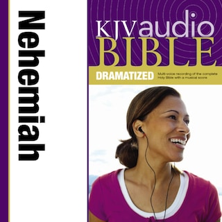 Dramatized Audio Bible - King James Version, KJV: (15) Nehemiah