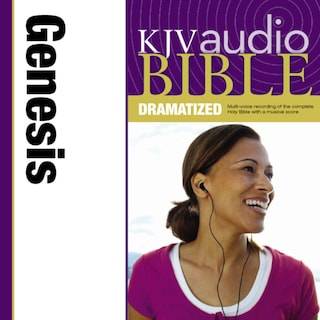 Dramatized Audio Bible - King James Version, KJV: (01) Genesis