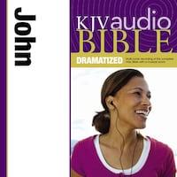 Dramatized Audio Bible - King James Version, KJV: (32) John