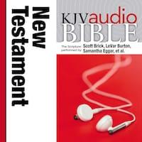 Pure Voice Audio Bible - King James Version, KJV: New Testament