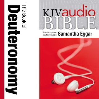 Pure Voice Audio Bible - King James Version, KJV: (05) Deuteronomy