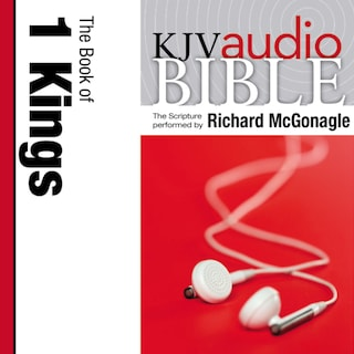 Pure Voice Audio Bible - King James Version, KJV: (10) 1 Kings