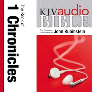 Pure Voice Audio Bible - King James Version, KJV: (12) 1 Chronicles