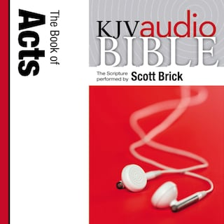 Pure Voice Audio Bible - King James Version, KJV: (31) Acts