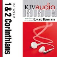 Pure Voice Audio Bible - King James Version, KJV: (33) 1 and 2 Corinthians