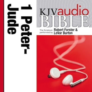 Pure Voice Audio Bible - King James Version, KJV: (37) 1 and 2 Peter; 1, 2, and 3 John; and Jude