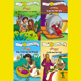 The Beginner's Bible: I Can Read Old Testament Collection 1