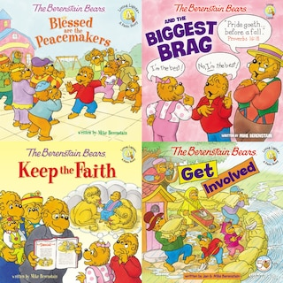 The Berenstain Bears Living Lights Collection