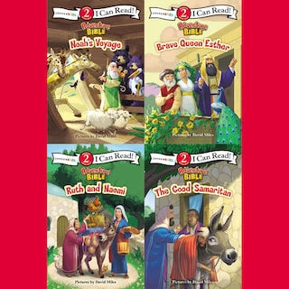 Adventure Bible I Can Read Collection