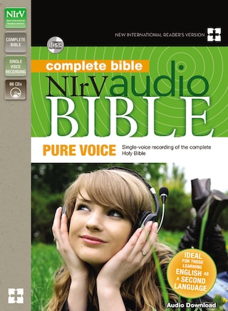 Pure Voice Audio Bible - New International Reader's Version, NIrV: Complete Bible