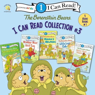 The Berenstain Bears I Can Read Collection #3