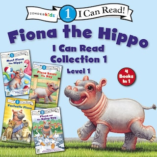 Fiona the Hippo I Can Read Collection 1