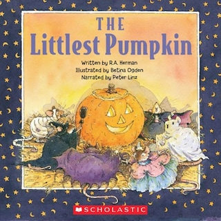The Littlest Pumpkin (Unabridged)