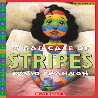 A Bad Case of Stripes (Unabridged)