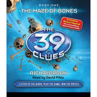 The Maze of Bones - The 39 Clues, Book 1 (Unabridged)