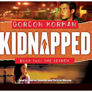The Search - Kidnapped, Book 2 (Unabridged)