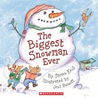 The Biggest Snowman Ever (Unabridged)