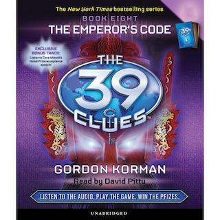 The Emperor's Code - The 39 Clues, Book 8 (Unabridged)