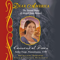Dear America: Cannons at Dawn (Unabridged)