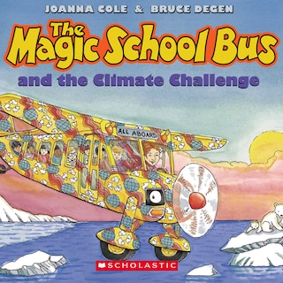 The Magic School Bus and the Climate Challenge (Unabridged)