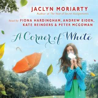 A Corner of White - The Colors of Madeleine, Book 1 (Unabridged)