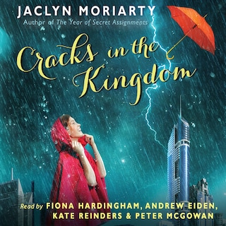 The Cracks in the Kingdom - The Colors of Madeleine, Book 2 (Unabridged)