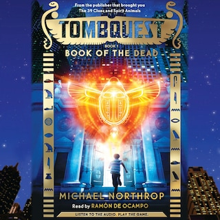 Book of the Dead - Tombquest 1 (Unabridged)