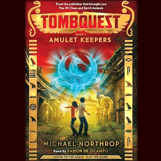 Amulet Keepers - Tombquest 2 (Unabridged)