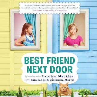 Best Friend Next Door (Unabridged)
