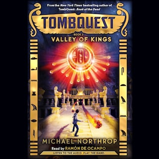 Valley of Kings - Tombquest 3 (Unabridged)