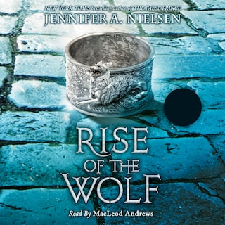 Rise of the Wolf - Mark of the Thief, Book 2 (Unabridged)
