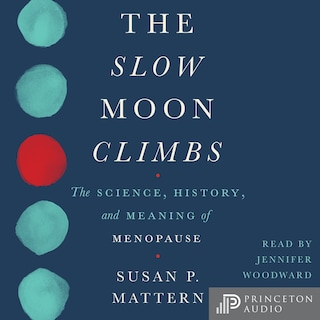 The Slow Moon Climbs - The Science, History, and Meaning of Menopause (Unabridged)