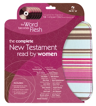 The Word Becomes Flesh Audio Bible - New Century Version, NCV: New Testament