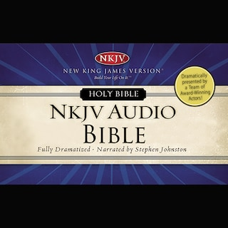 Dramatized Audio Bible - New King James Version, NKJV: Old Testament