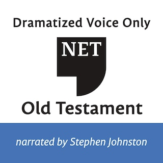 Audio Bible - New English Translation, NET: Old Testament