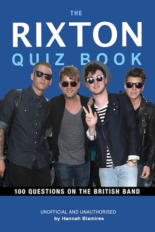 The Rixton Quiz Book