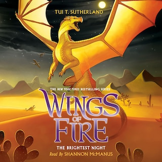 The Brightest Night - Wings of Fire 5 (Unabridged)