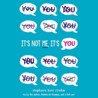It's Not Me, It's You (Unabridged)
