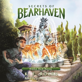 Hidden Rock Rescue - Secrets of Bearhaven, Book 3 (Unabridged)
