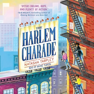 The Harlem Charade (Unabridged)