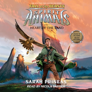 Heart of the Land - Spirit Animals: Fall of the Beasts, Book 5 (Unabridged)