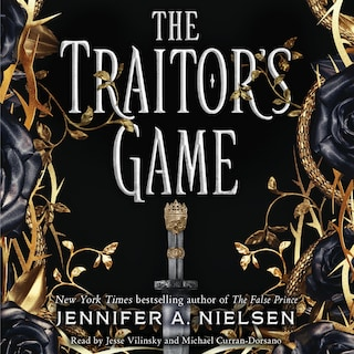 The Traitor's Game - The Traitor's Game, Book 1 (Unabridged)