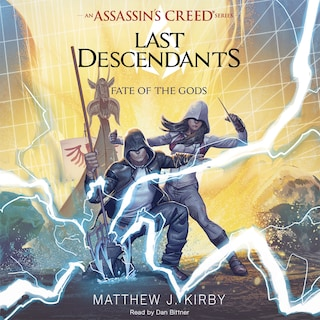 Fate of the Gods - Last Descendants: An Assassin's Creed Novel Series, Book 3 (Unabridged)