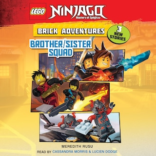 Brick Adventures, 1: Brother/Sister Squad (Unabridged)