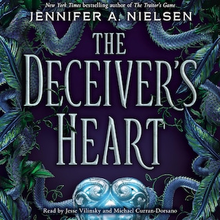 The Deceiver's Heart - The Traitor's Game, Book 2 (Unabridged)