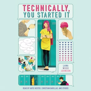 Technically, You Started It (Unabridged)